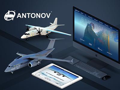 Antonov user interface uiux ui  ux ui design uidesign ui design