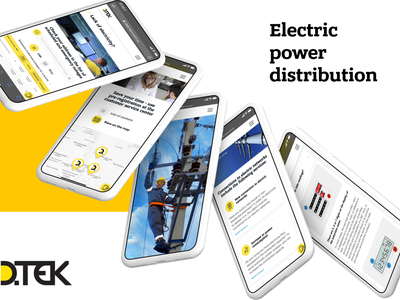 electrical energy distribution uiux ui app design ui design ui  ux user interface app mobile uidesign design