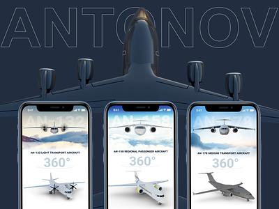 ANTONOV user interface illustration mobile ui  ux uiux ui design uidesign ui design