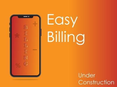 Billing Application