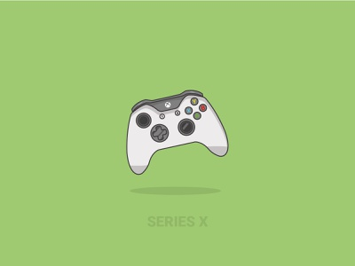 XBOX illustration design illustration game design game art gaming games controller design xboxseriex xbox360 xboxone xbox