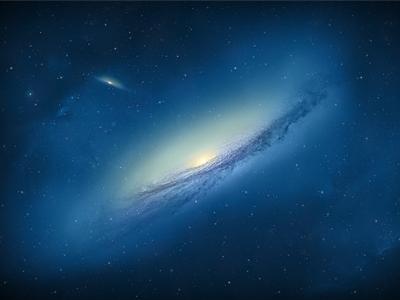 Galaxy Ngc 3190 By Javier Ocasio On Dribbble