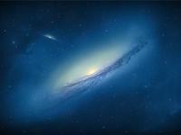 Galaxy NGC 3190