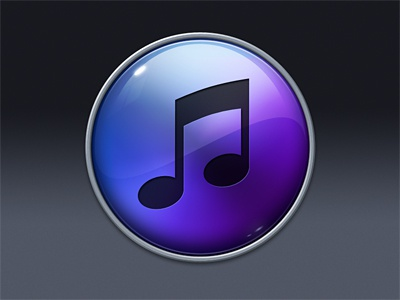 iTunes 10 icon WIP