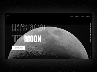 Moon website
