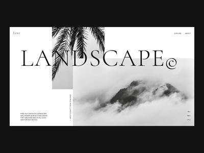 Leve - Wallpaper / Landscape