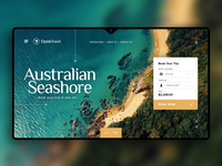 Ozzie Travel - Australian seashore