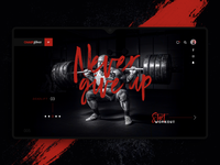 On Air Fitness - Never give up