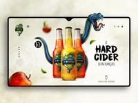 Hard Cider - La Mordue