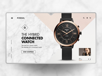 Q Hybrid Connected Watch - Fossil
