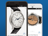 Govberg watches for Android