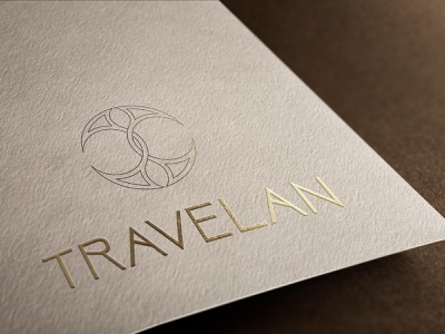 """TravelAn"" Logo Design for Tour Company adobe photoshop adobe illustrator color travel logodesign logo"