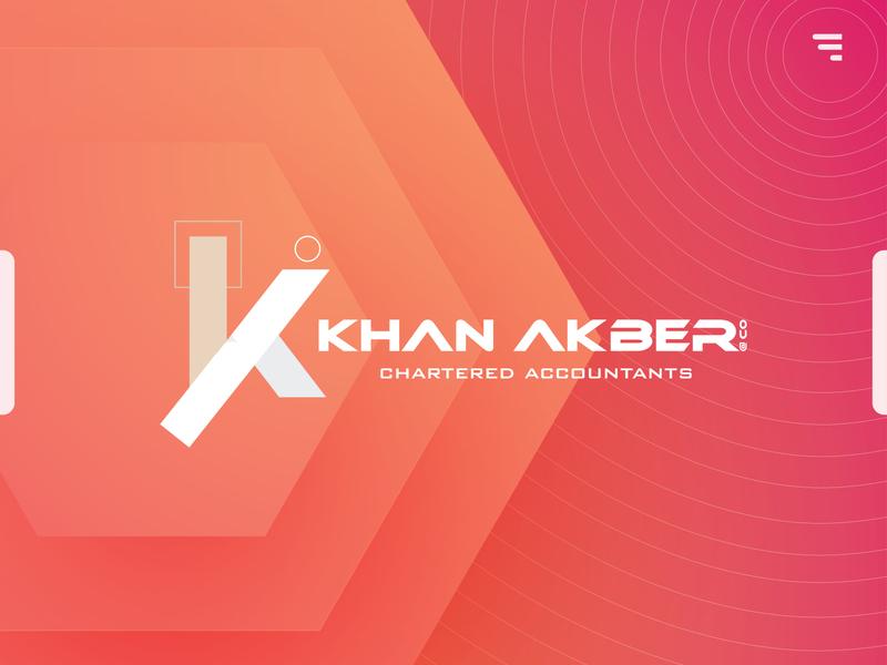 Latter K Logo, Khan Akber Logo ,Branding by @ypolash2