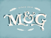 Wedding Monogram (Full)