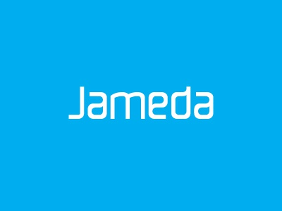 Jameda logotype type branding logo identity corporate