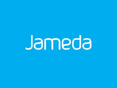 Jameda - development logotype type branding logo identity corporate