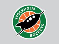 Stockholm Rockets - Logo