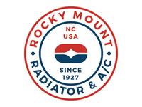 RM Radiator Badge