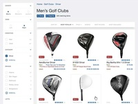 E-Commerce Gallery Redesign