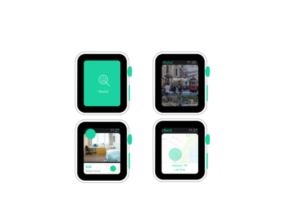 Muhal like AirBnb for Watch