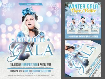Winter Gala Flyer