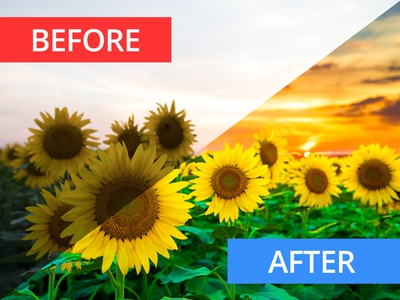 Photo Editing - Color and Exposure Correction