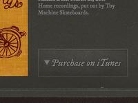 Josh Harmony - iTunes Button