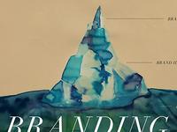 Branding is Like an Iceberg