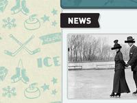 Iceplex News Banner + Pattern