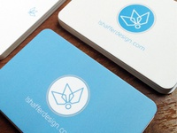 Personal Business Cards 2014