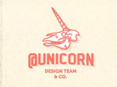 Unicorn Icon icon logo team design strange weird