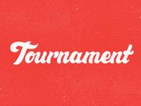 Tournament Type