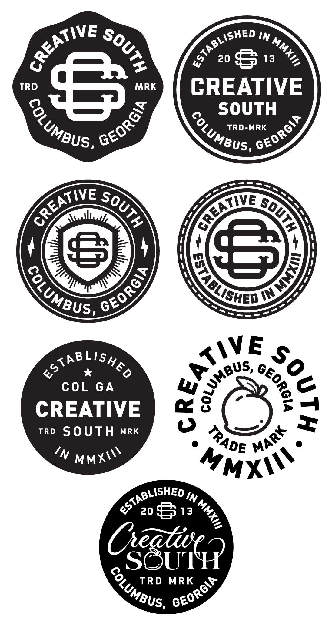 Creative-South-badge_finals.png by Nick Slater