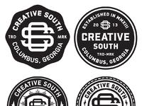 Creative south badge finals