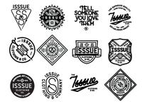 Isssue Badges