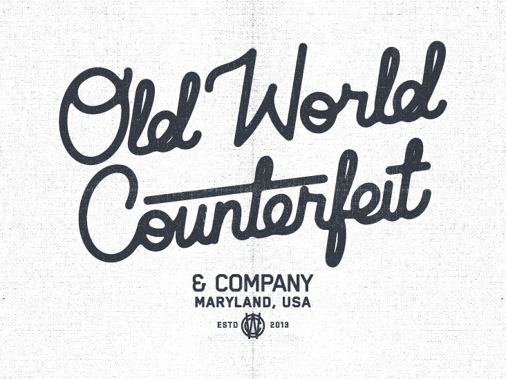 Old counterfeit large