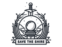 Save the Shire Crest