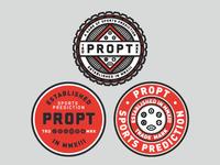 Propt Badges
