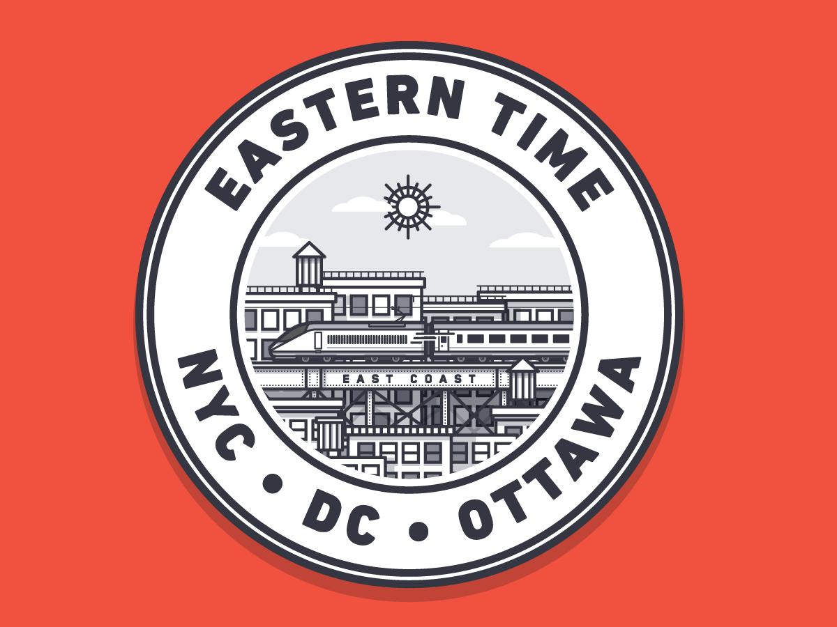 Eastern time x2