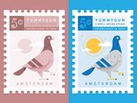 Yummygum Stamp