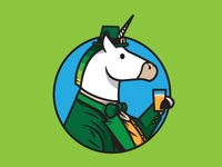 Unicorn Presents St. Patrick's Day