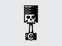 Skull Piston icon