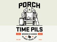 Porch Time Pils