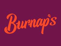 Burnaps Type