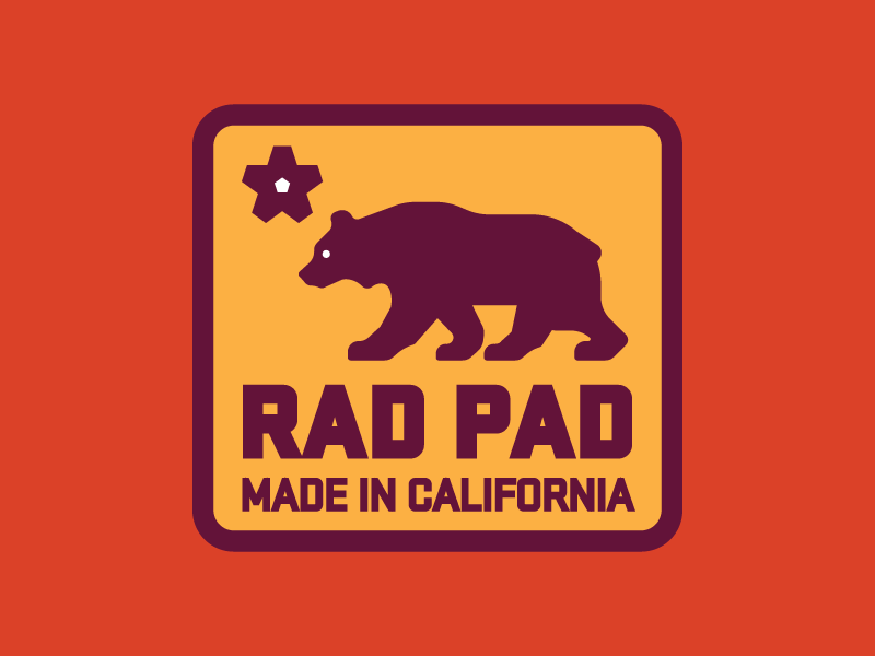 Rad Pad Patch