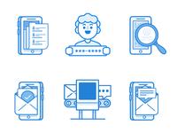 Messagebird Icons