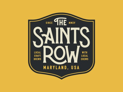 The Saints Row