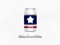 American wine/beer