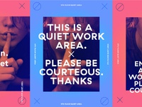 Quiet signs exploration