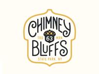 Chimney Bluffs State Park